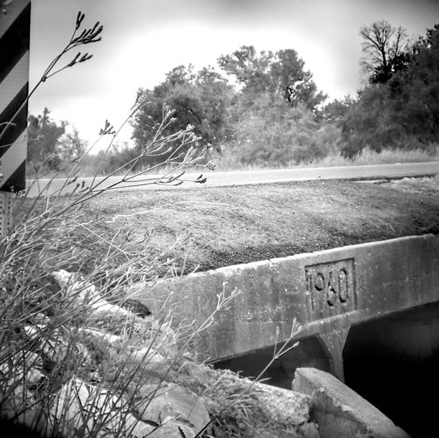 1960 culvert, Big Lake Rd