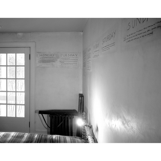 William Faulkner's study at Rowan Oak