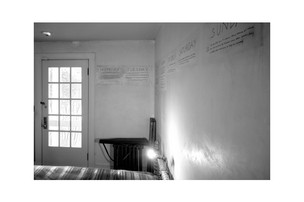 William Faulkner's study at Rowan Oak