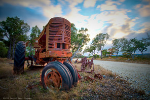 Hill country tractor