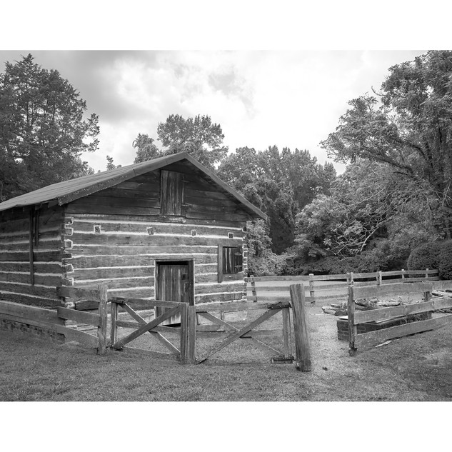 Cabin at Rowan Oak