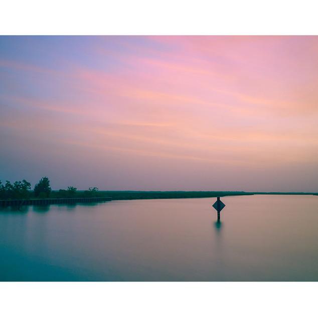 Twilight, Black Bayou, Louisiana