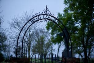 Bilbo Cemetery gate