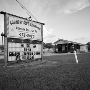 Country Club crawfish, Lake Charles 1