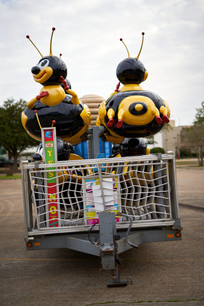 Bug ride ready to hit the road