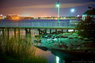 Civic Center view, Lake Charles