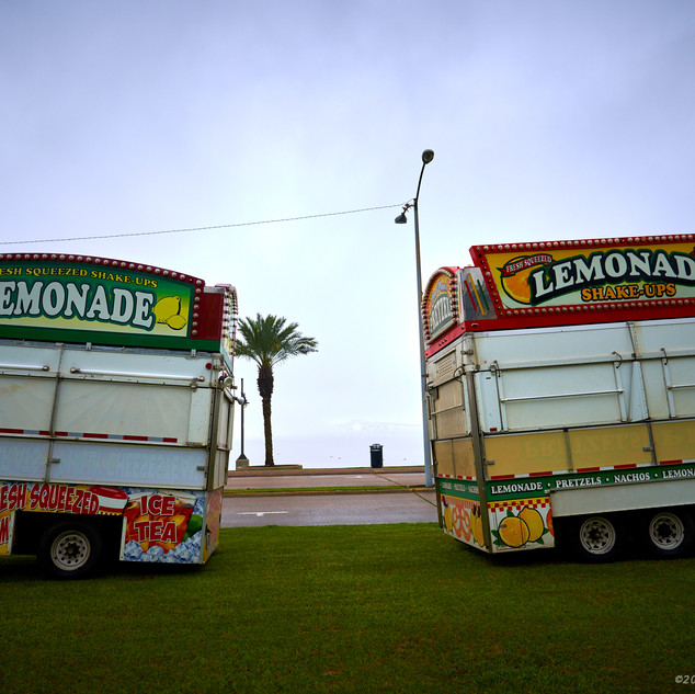 Lemonade carts
