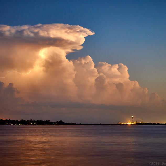 Thunderhead, Prien Lake
