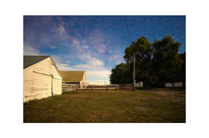 Night sky, Double R Ranch, NE