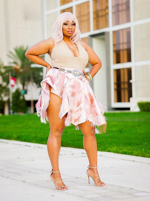 Circle Wrap Skirt