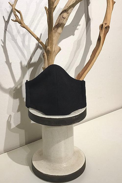 Jet Black Mask