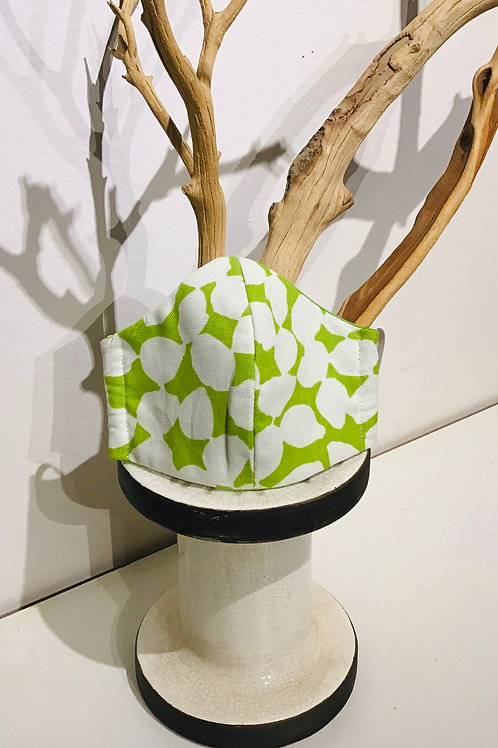 Green Spring Mask