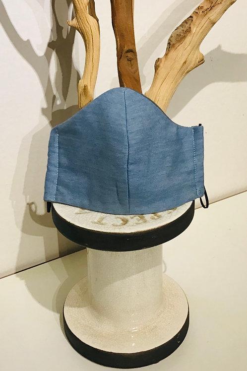 Chambray Denim Masks
