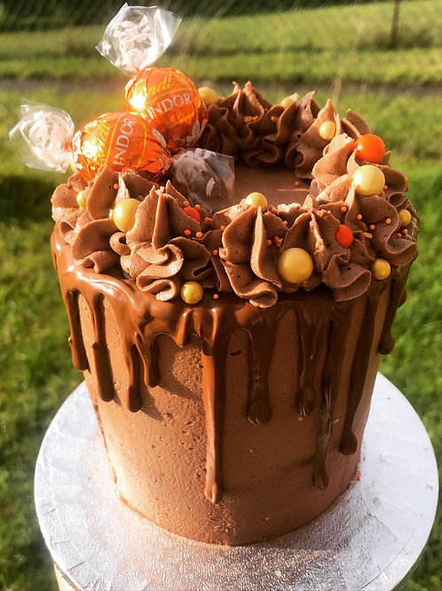 Mini Drip Cake -Local ONLY