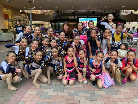 2019.9.28(土)★ Cheer Paradise 2019 inトレッサ横浜