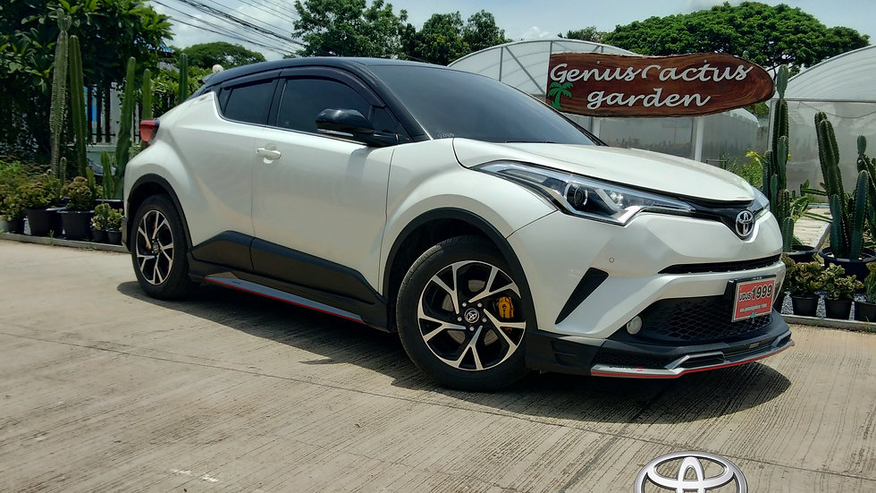 #2037 TOYOTA CH-R 1.8 AT | 2020