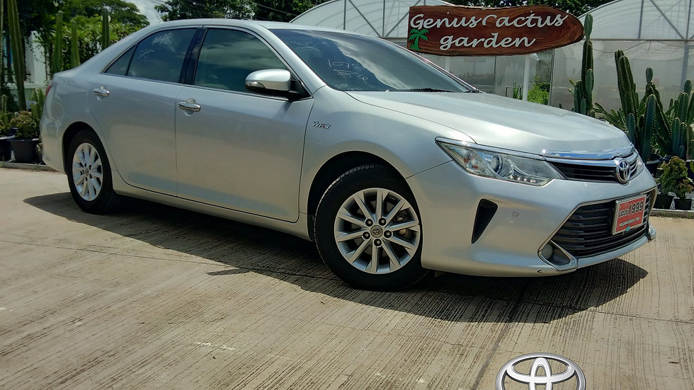 #2032 TOYOTA CAMRY 2.0G AT | 2016