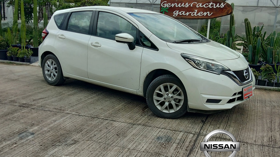 #2080 NISSAN NOTE 1.2 AT   2020