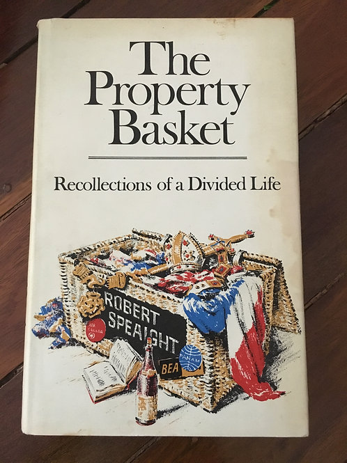 The Property Basket by Robert Speaight