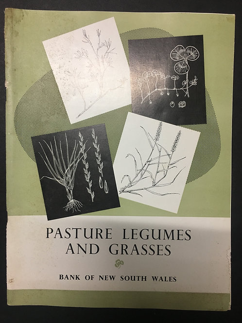 Pasture, Legumes and Grasses by Bank of NSW