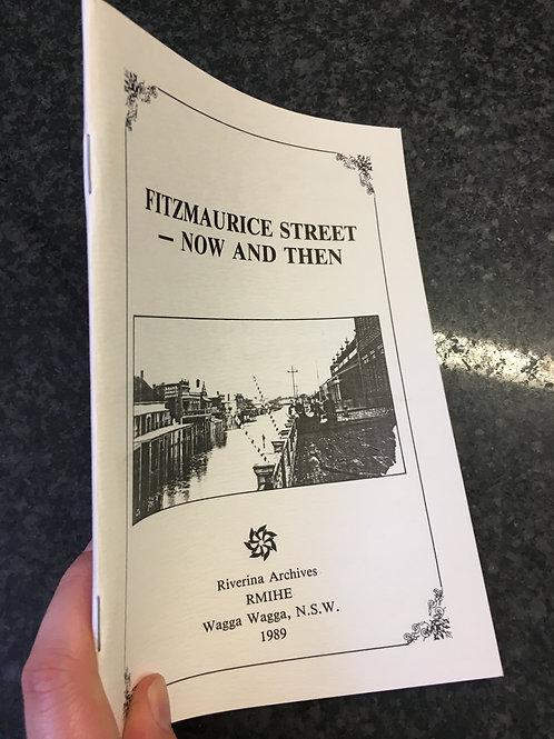 Fitzmaurice Street - Now & Then by Jill Harris