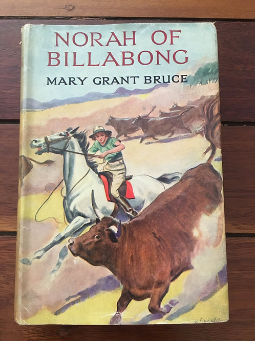 Norah of the Billabong by Mary Grant Bruce