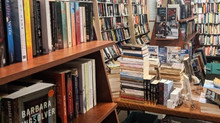 Books about Bookshops (and Libraries) because who can resist!