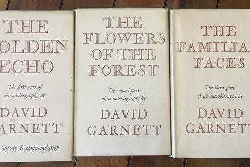 Autobiography by David Garnett