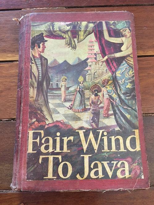 Fair Wind to Java by Garland Roark
