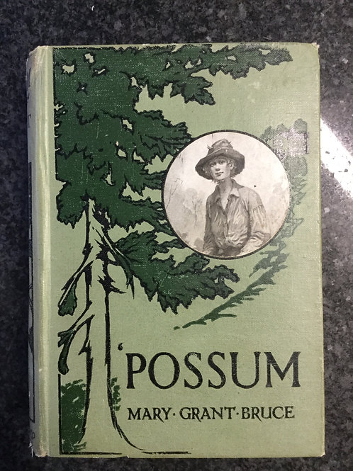 Possum by Mary Grant Bruce