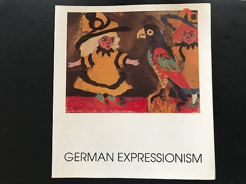German Expressionism, The Colours of Desire, Exhibition Catalogue