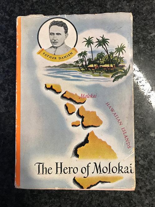 The Hero of Molokai by Omer Englebert