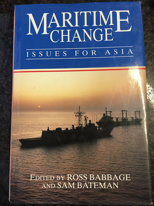 Maritime Change edited by Babbage and Bateman