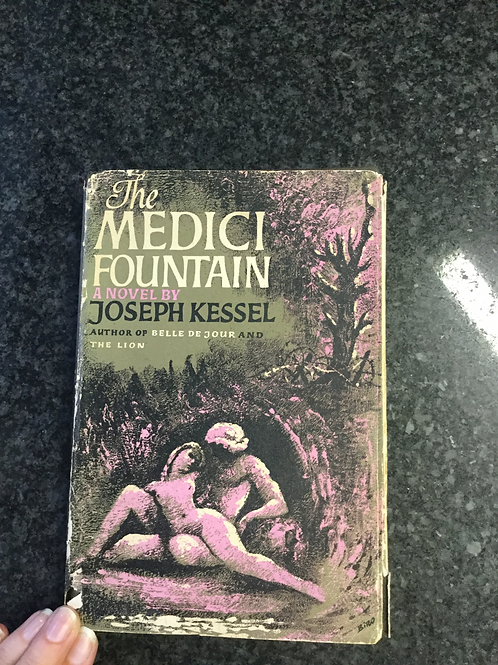 The Medici Fountain by John Kessel