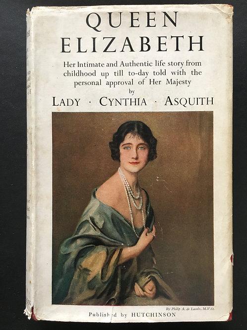 Queen Elizabeth by Lady Cynthia Asquith
