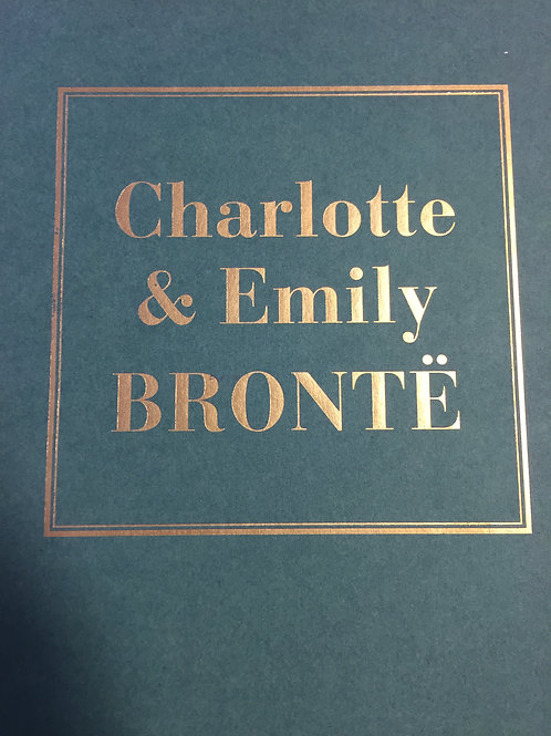 Jane Eyre & Wuthering Heights by Bronte Sisters