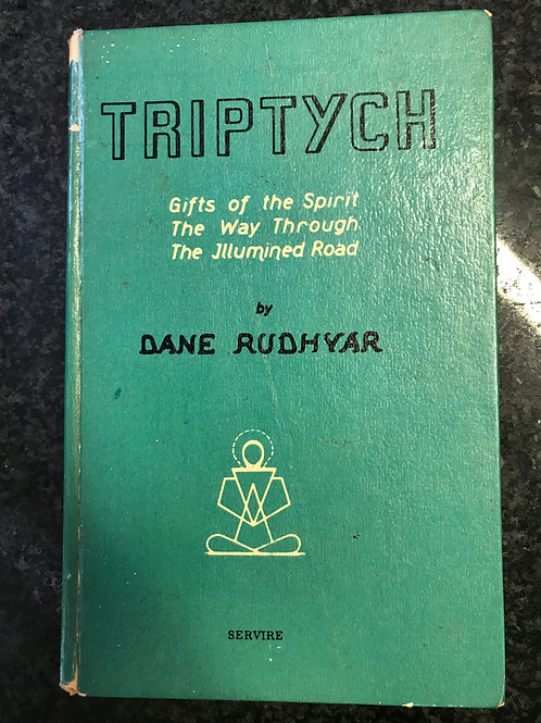 Triptych by Dane Rudhyar