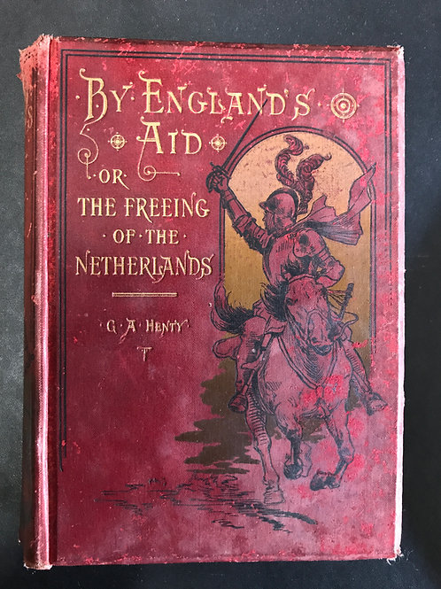 By England's Air by G.A. Henty