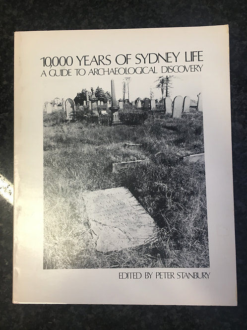 1000 Years of Sydney Life, ed. Peter Stanbury