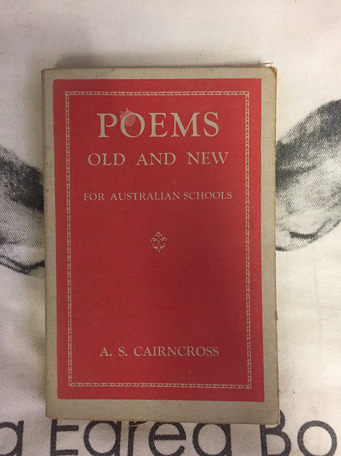 Poems Old and New for Australian Schools