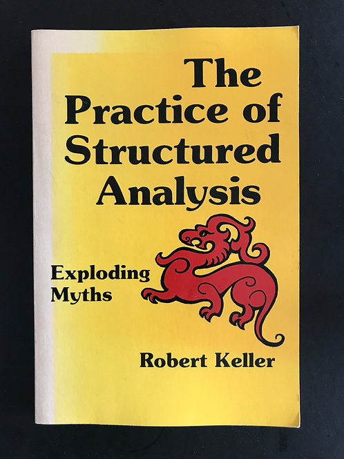 The Practice of Structure Analysis by Robert Keller