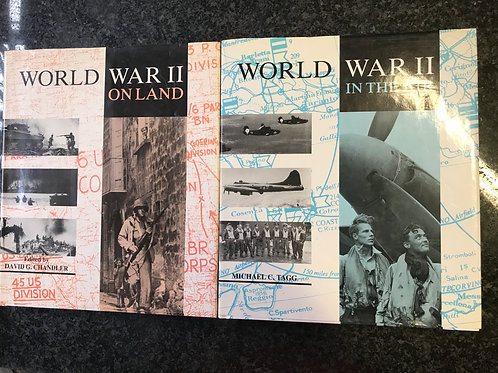 World War II, On Land & In the Air