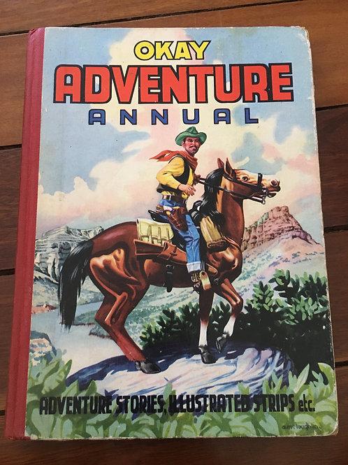 Okay Adventure Annual