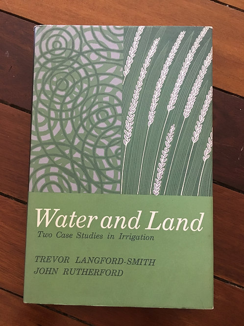 Water and Land by Langford-Smith & Rutherford