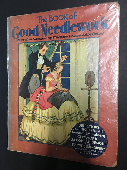 The Book of Good Needlework - Number Four