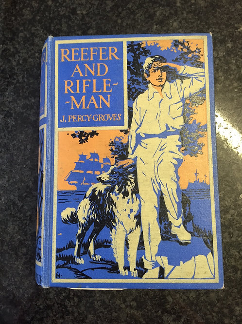 Reefer and RifleMan by J. Percy-Groves