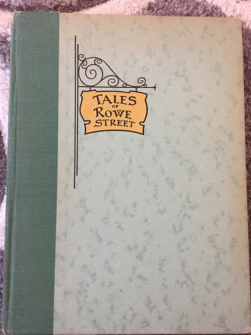 Tales of Rowe Street by Margaret Mary Pearson