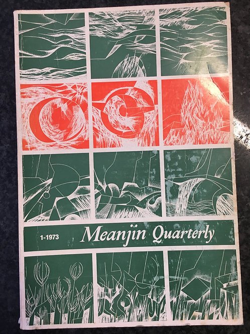 Meanjin Quarterly 1-1973