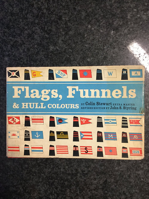 Flags, Funnels & Hull Colours by Colin Stewart