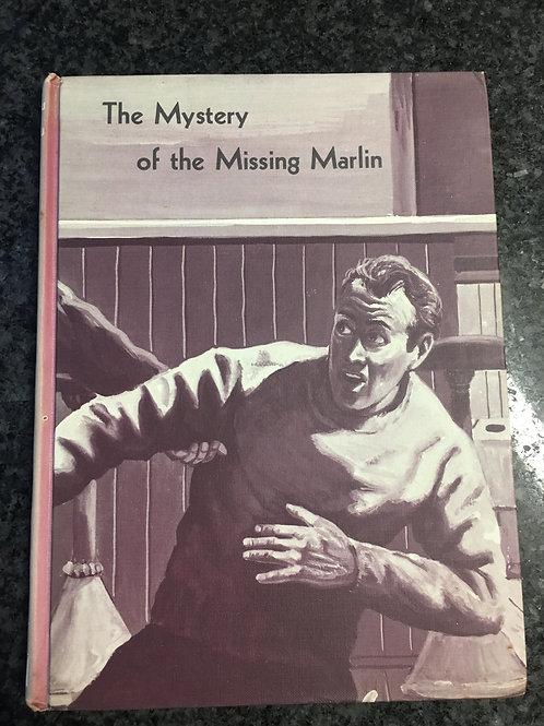 The Mystery of the Missing Marlin by John & Nancy Rambeau